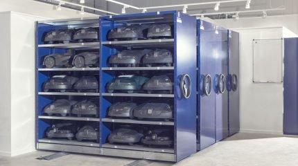 Gör din Automower® redo för vinterförvaring